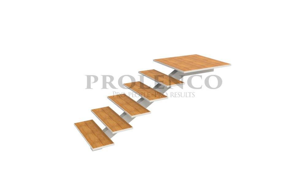 מדרגות מעוצבות דגם C220 Class