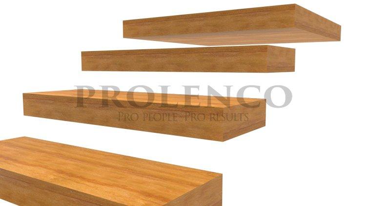 מדרגות מרחפות E100.960