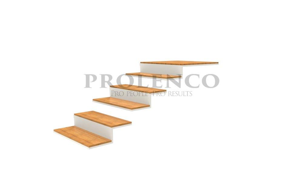 מדרגות מרחפות E220.1150