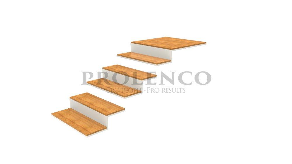 מדרגות מרחפות E220.1151