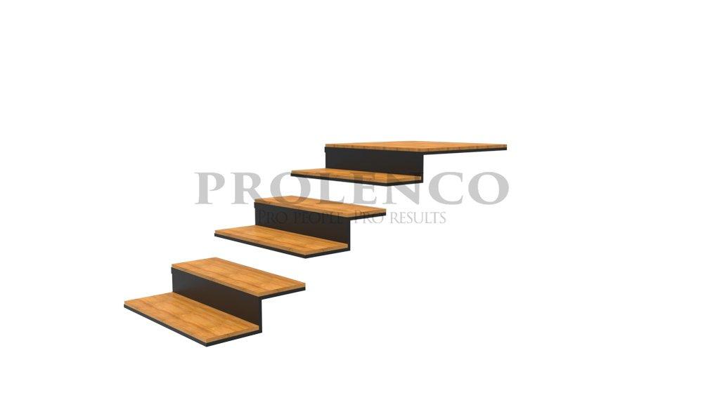 מדרגות מרחפות E220.1156