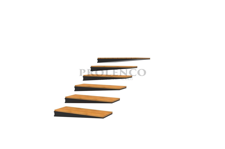 מדרגות מרחפות E520.95