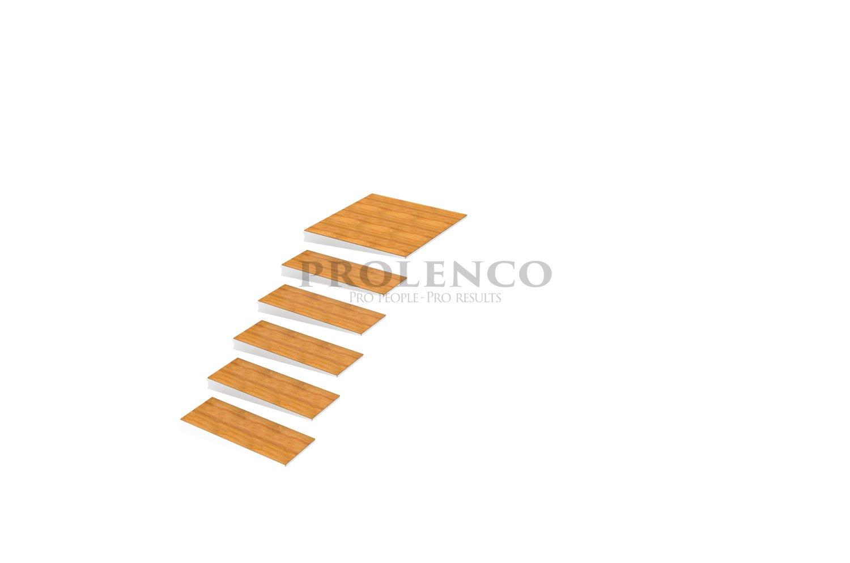 מדרגות מרחפות E540.107