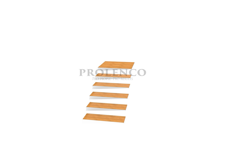 מדרגות מרחפות E540.108