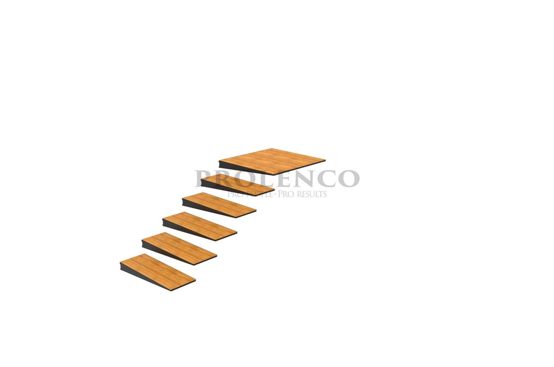 מדרגות מרחפות E540.110