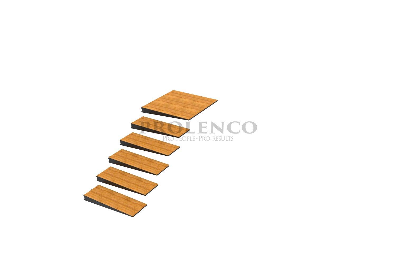 מדרגות מרחפות E540.111