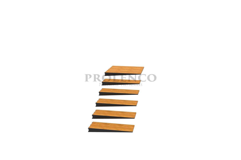 מדרגות מרחפות E540.112