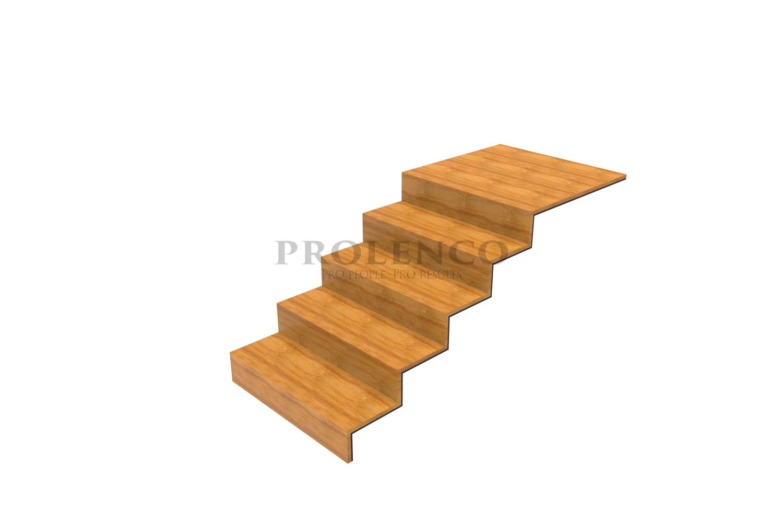 מדרגות מרחפות E620.101